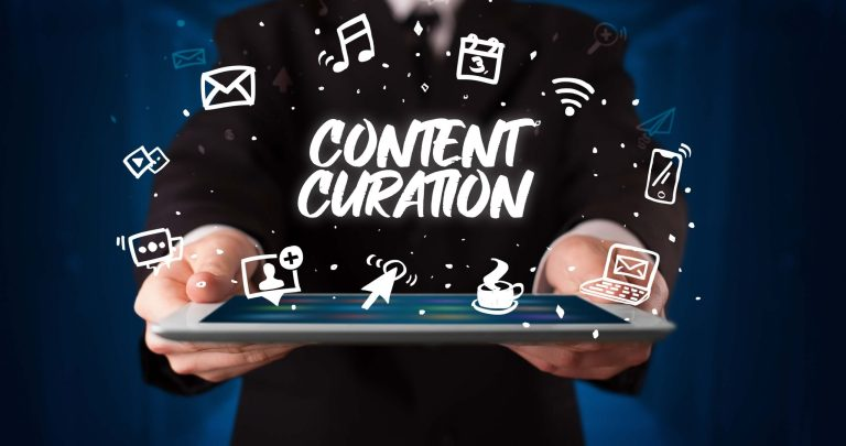 Content Curation services